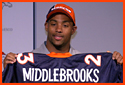 Broncos 2001 1st Round Pick CB Willie Middlebrooks